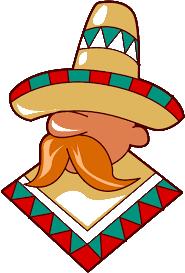 Beach mexican guy clipart svg royalty free stock La Fortaleza - Garfield | The Restaurant Bucket List | Mexican, Clip ... svg royalty free stock