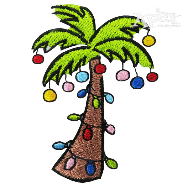 Beach palm tree christmas clipart svg library stock Christmas clip art palm tree - 15 clip arts for free download on EEN svg library stock