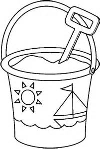 Beach sand clipart black and white clipart clipart transparent library Free Sand Bucket Cliparts, Download Free Clip Art, Free Clip Art on ... clipart transparent library