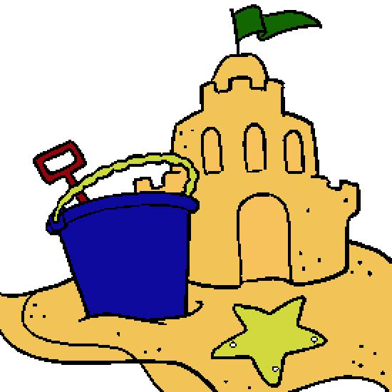 Pictures of sandcastles clipart graphic library library Free Sandcastle Cliparts, Download Free Clip Art, Free Clip Art on ... graphic library library
