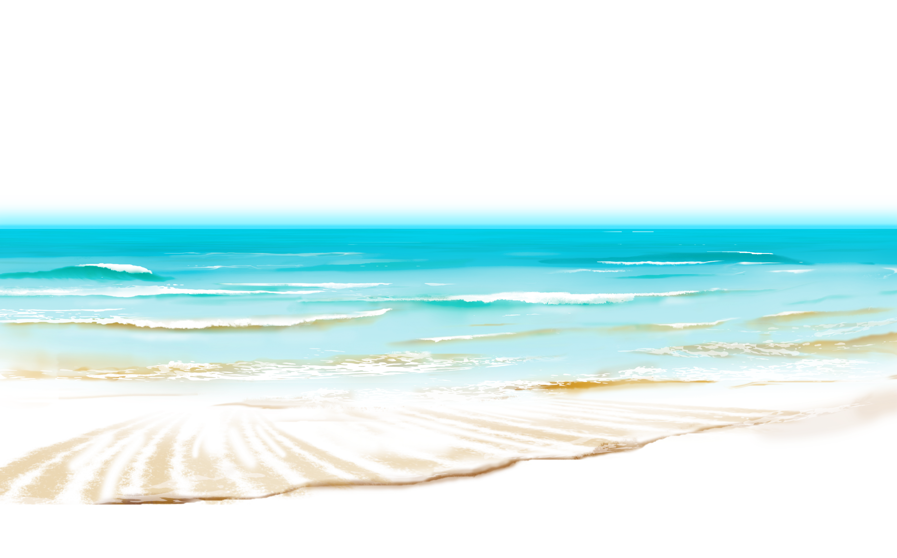 Beach shore clipart picture royalty free library Sea shore clipart clipart images gallery for free download | MyReal picture royalty free library