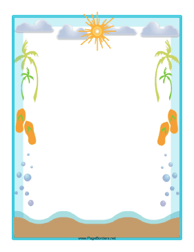 Beach themed clipart free image library stock Free Beach Themes Cliparts, Download Free Clip Art, Free Clip Art on ... image library stock
