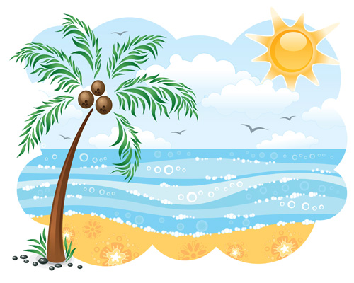 17+ Beach Themed Borders Clip Art - Clip Art Library clip download