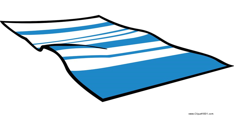 Beach towell clipart white background clip royalty free Beach Towel Clip Art Images - Towel Image Aginggracefullyshow.Com clip royalty free
