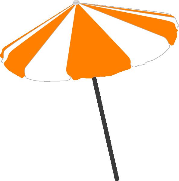 Sun umbrella clipart png stock Beach Umbrella Clip Art at Clker.com - vector clip art online ... png stock