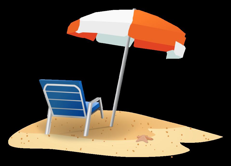 Shade from sun clipart clip art library download Public Domain Clip Art Image | Beach Scene | ID: 13920117612050 ... clip art library download