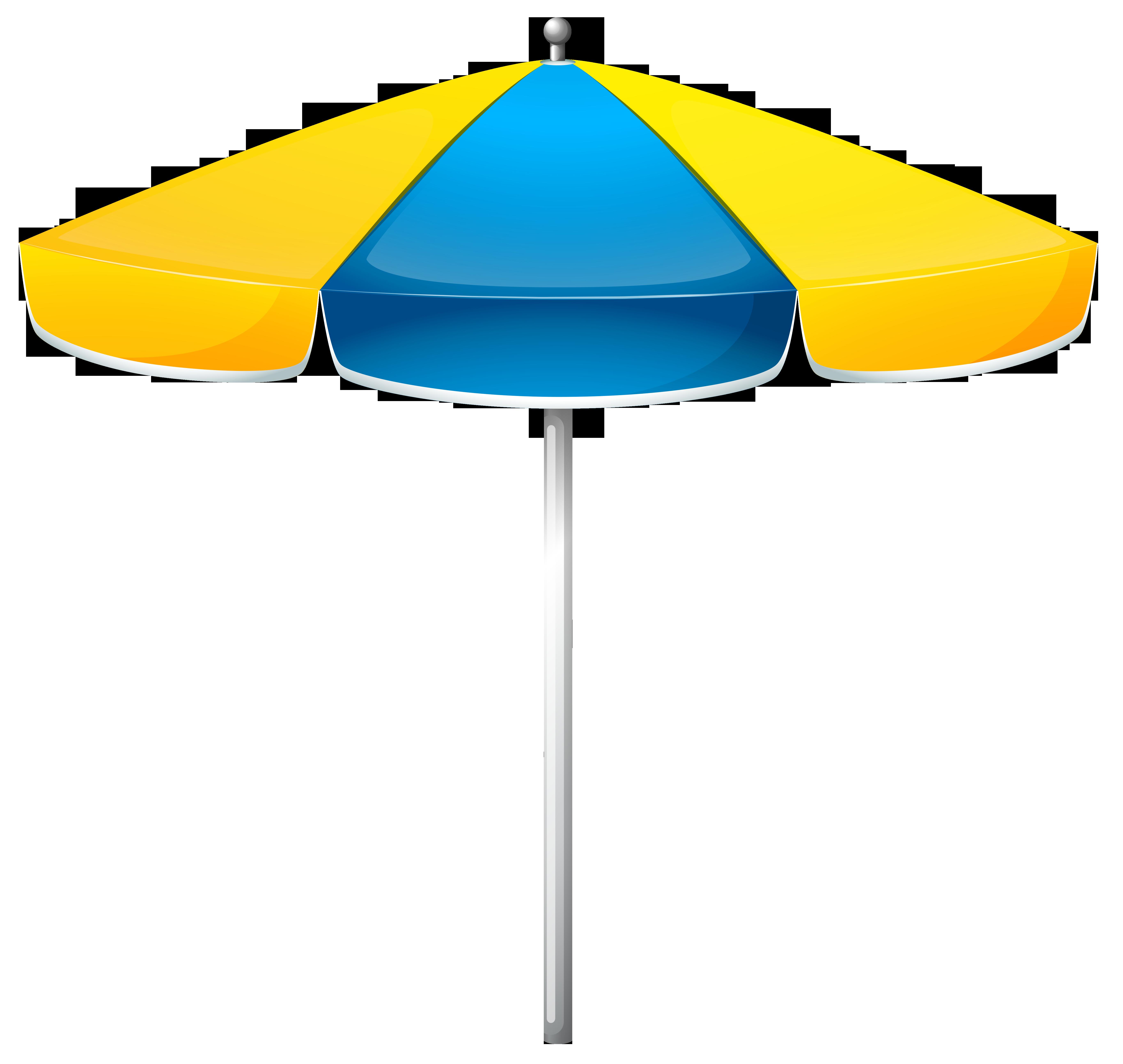 Beach umbrella with sun clipart banner freeuse Beach Umbrella Clipart Image Group (67+) banner freeuse