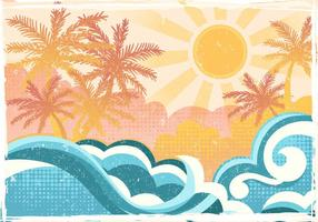 Beach vector clipart banner royalty free library Beach Free Vector Art - (42,244 Free Downloads) banner royalty free library