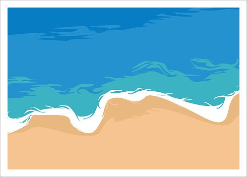 Beach view clipart svg freeuse stock Beach, View from The Top premium clipart - ClipartLogo.com svg freeuse stock