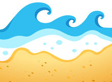 Beach wave clipart picture royalty free Beach Waves Cliparts - Cliparts Zone picture royalty free