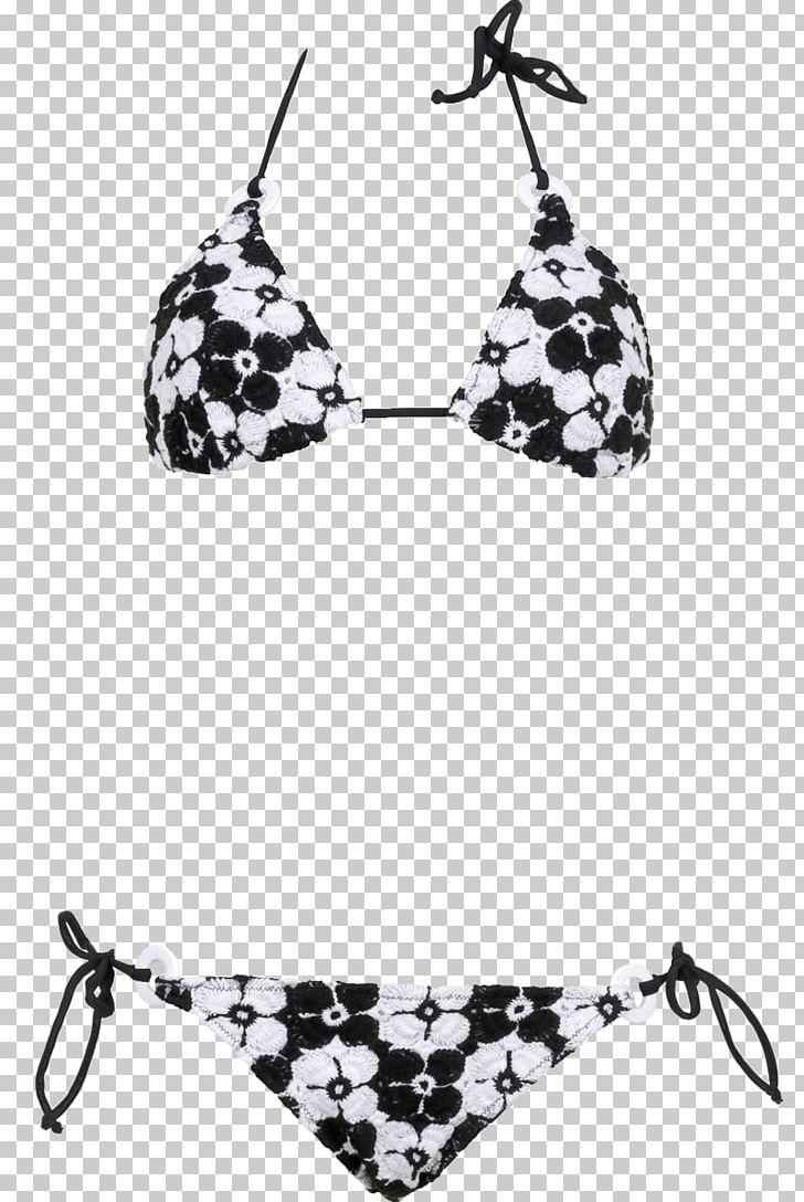 Beachwear clipart black and white download Bikini Women\'s Beachwear Fashion Swimsuit Lingerie White PNG ... black and white download