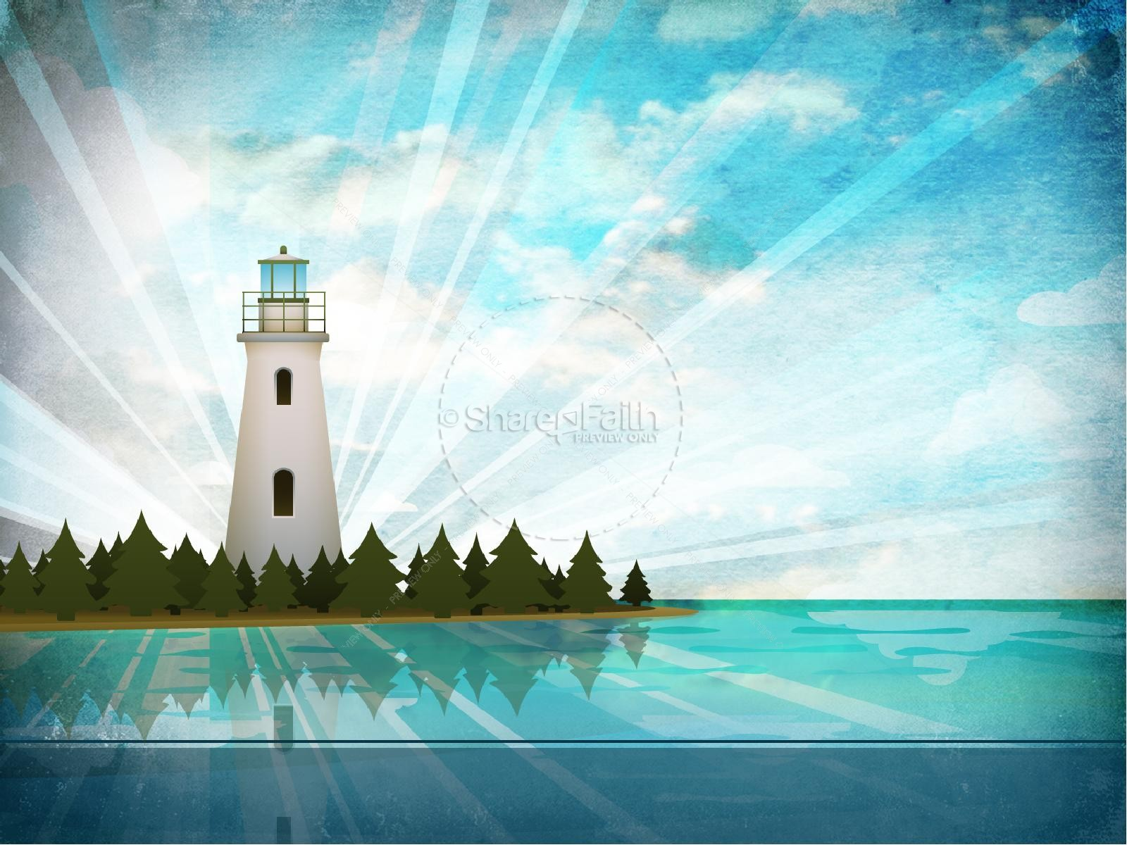 Beacon of hope clipart free png free library Beacon of Hope Sermon PowerPoint | PowerPoint Sermons png free library