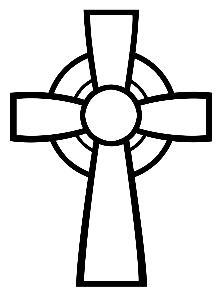 Cross roots clipart picture library download Celtic Cross Custom Shape for Photoshop by bigheadkyle2.deviantart ... picture library download