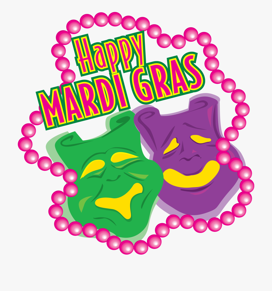 Beads purple green clipart picture transparent download Mardi Gras Mask With Beads Clip Art - Clip Art Mardi Gras Masks ... picture transparent download