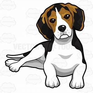 Bealge clipart vector free stock beagle clip art - Yahoo Image Search Results | painted rocks ... vector free stock