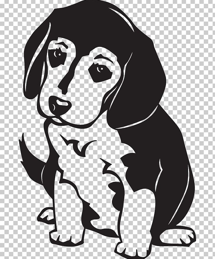 Beagles clipart black and white png royalty free library Beagle Puppy PNG, Clipart, Animals, Art, Beagle, Beagle Puppy, Black ... png royalty free library