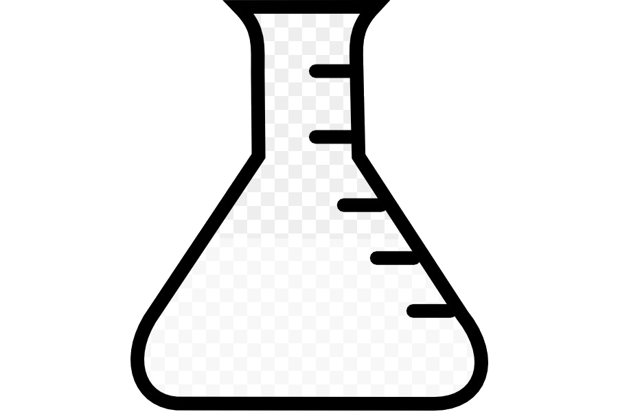 Laboratory flasks science clip. Free beaker clipart