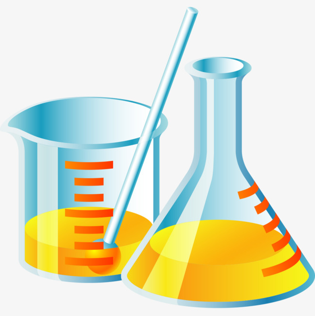 Beakers and test tubes clipart clip transparent Great Graphics Beakers And Test Tubes, B #84166 - PNG Images - PNGio clip transparent