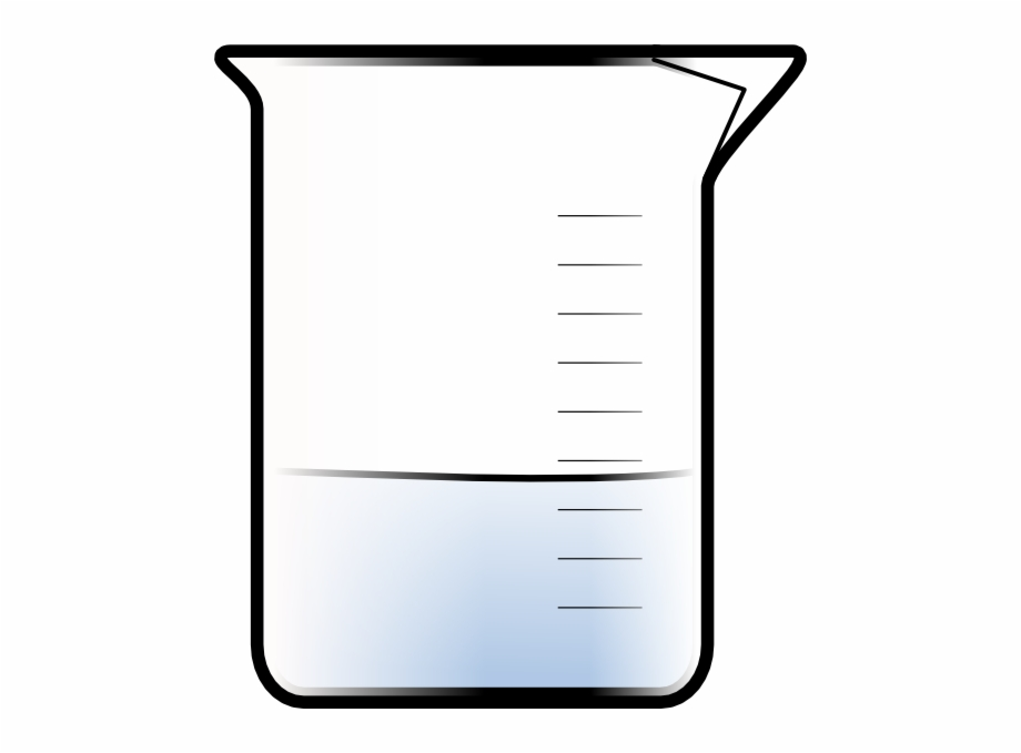 Beakers blank clipart clip transparent Empty Beaker Clipart - Parallel Free PNG Images & Clipart Download ... clip transparent