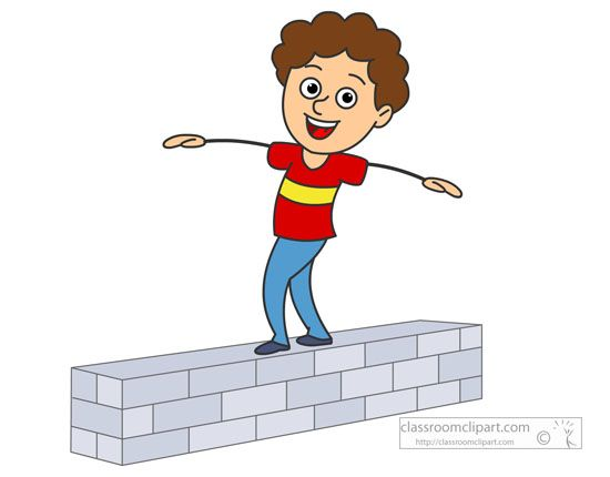 Beam man clipart banner royalty free download Image result for child walking on balance beam, clipart | RUNNING ... banner royalty free download