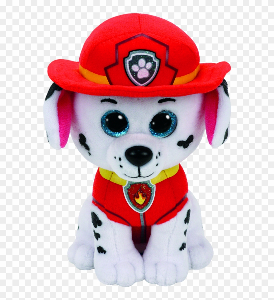 Beanie boos dog tracy clipart banner download Paw Patrol Marshall Png - Beanie Boos Paw Patrol Clipart (#3341781 ... banner download