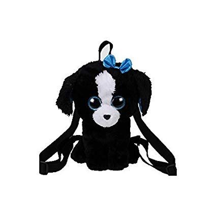 Beanie boos dog tracy clipart jpg royalty free library Amazon.com: Ty Beanie Babies Ty Gear 95008 Tracey the Dog Boo Back ... jpg royalty free library