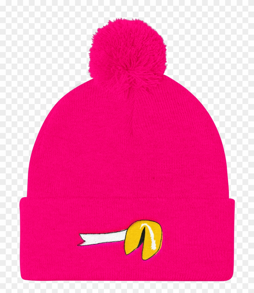 Beanie hat clipart banner royalty free library Fortune Cookie Beanie - Knit Cap Clipart (#3803865) - PinClipart banner royalty free library