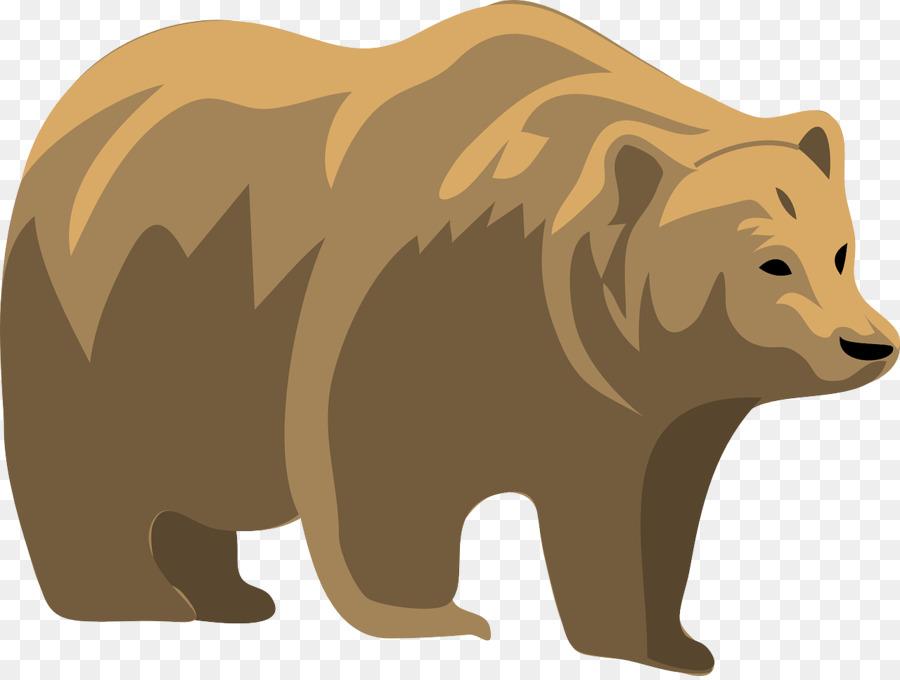 Bear art clipart clip free download Polar Bear Cartoon clipart - Bear, Wildlife, transparent clip art clip free download