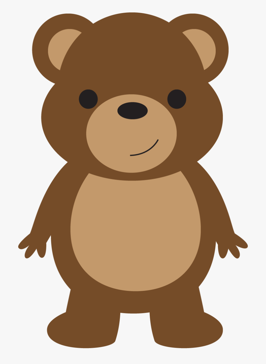 Bear baby clipart jpg free library Bears, Honney And Bees Clipart - Baby Bear From Goldilocks #235708 ... jpg free library