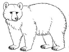 Bear black and white clipart clipart library download Bear black and white clipart 2 » Clipart Station clipart library download