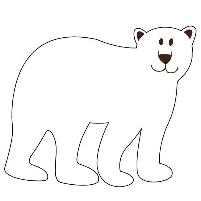 Bear black and white clipart graphic Bear black and white bear clipart black and white free images 3 ... graphic