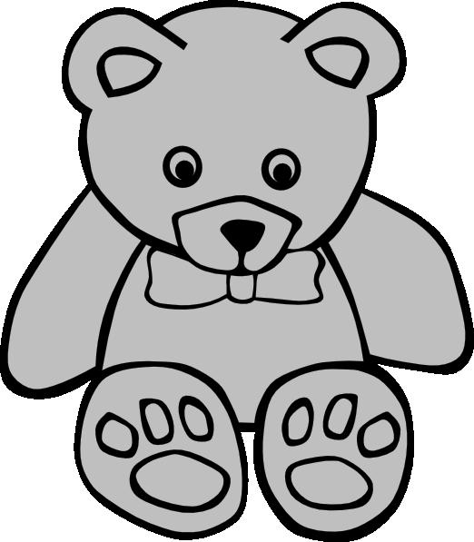 Bear book clipart jpg transparent Aman Bear Clip Art at Clker.com - vector clip art online, royalty ... jpg transparent