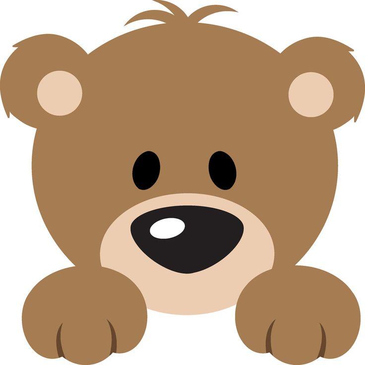 Bear face clipart clip freeuse stock 8+ Bear Face Clip Art | ClipartLook clip freeuse stock