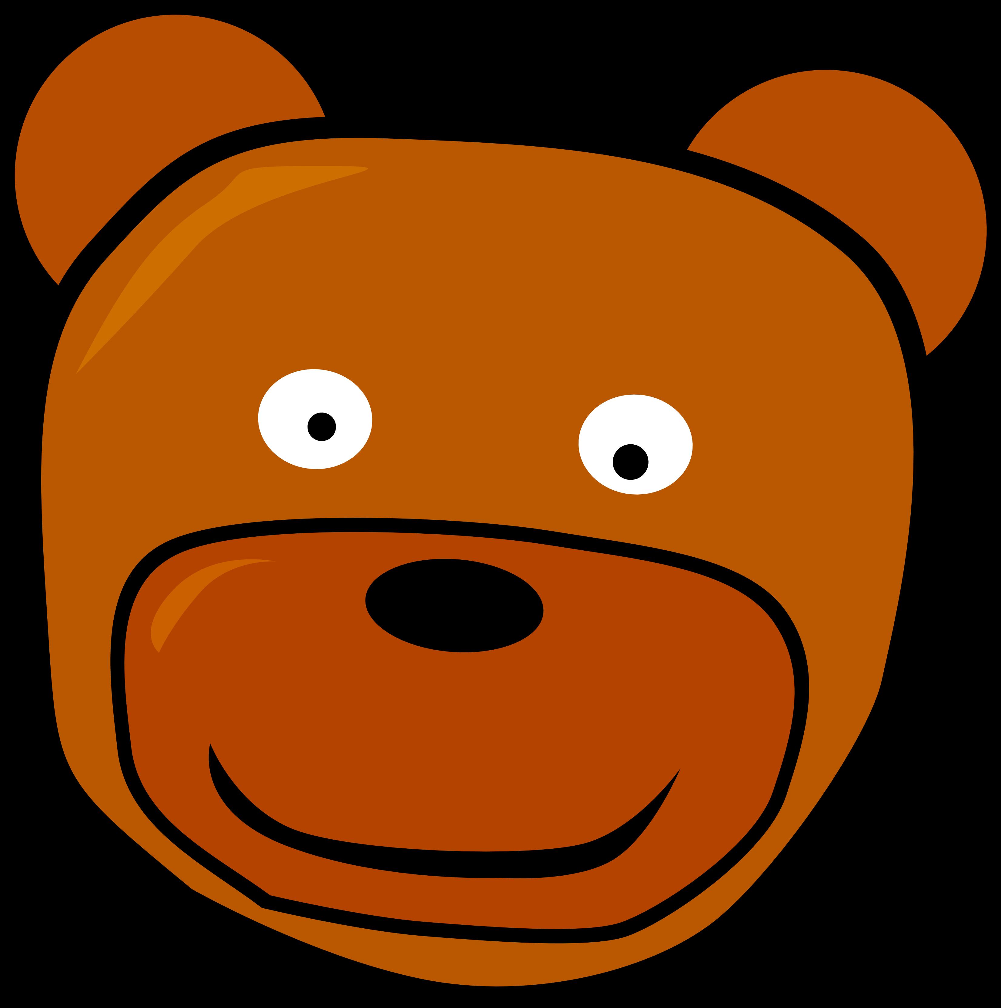 Bear clipart face vector transparent library HD Bear - Clipart Teddy Bear Head Transparent PNG Image Download ... vector transparent library