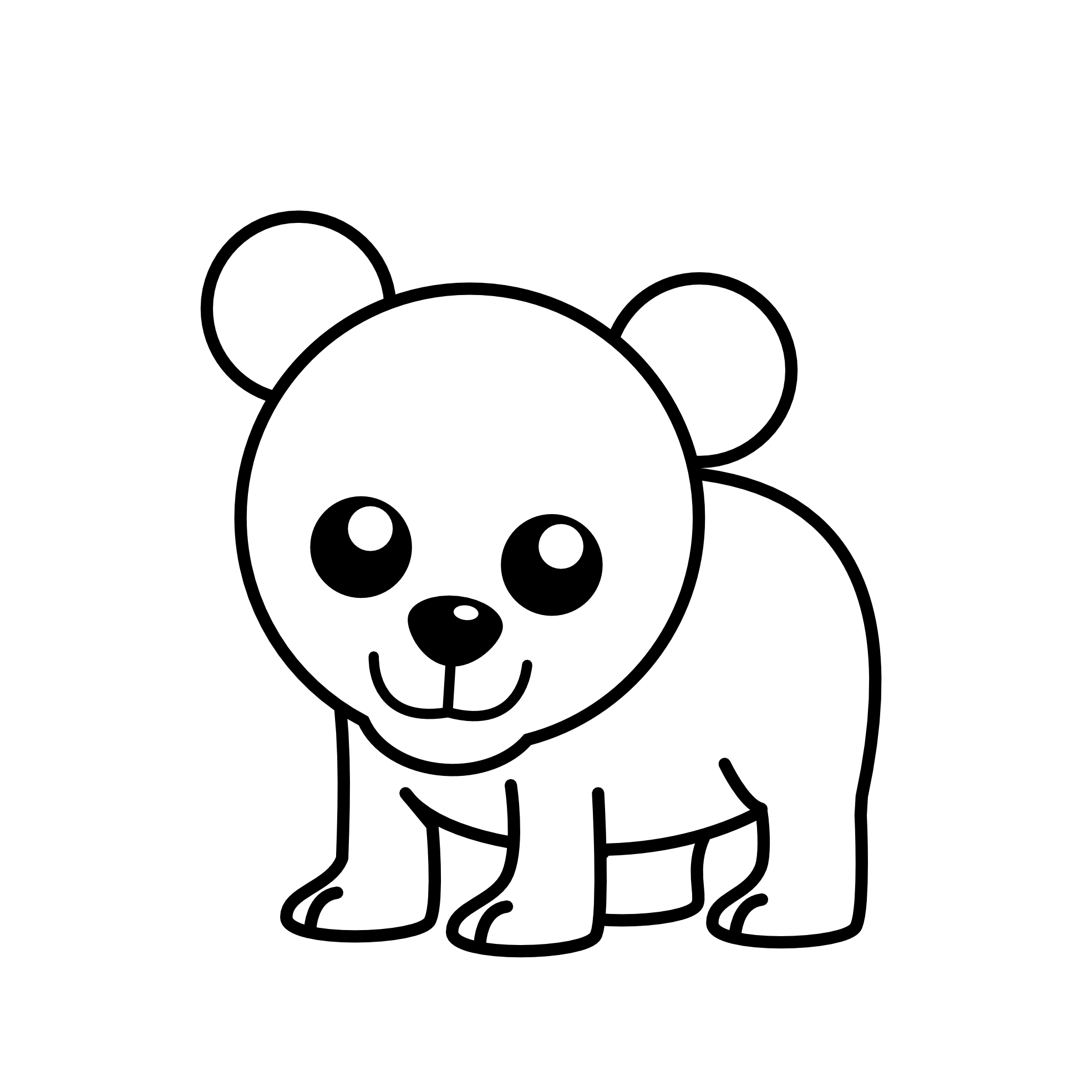 Bear clipart google coloring page clip royalty free library Image of Bear Cub Clipart Polar Bear Coloring Page Clipart - Clip ... clip royalty free library