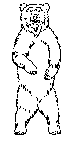 Bear clipart google coloring page black and white stock how to draw whimsical baby - Google Search | Inspiration for Art ... black and white stock