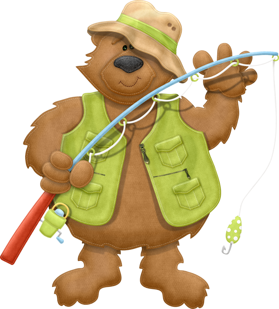 Bear clipart with fish clip freeuse Яндекс.Фотки | Fathers Day Printables | Pinterest | Clip art, Bears ... clip freeuse