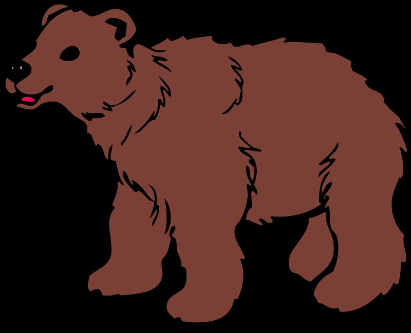 Bear cubs free teacher clipart clipart transparent download Bear Cub Clipart | Free download best Bear Cub Clipart on ClipArtMag.com clipart transparent download