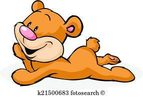Bear down clipart svg royalty free stock Bear laying down clipart 5 » Clipart Portal svg royalty free stock