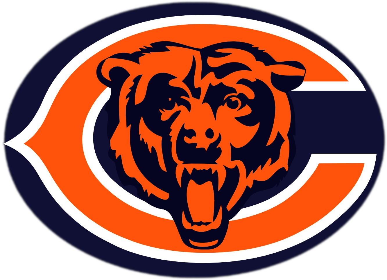 Bear down clipart graphic library stock Free Chicago Bears Logo, Download Free Clip Art, Free Clip Art on ... graphic library stock