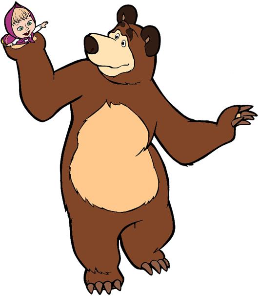 Bear eating fish clipart png royalty free stock Bear Cartoon Image Group (69+) png royalty free stock