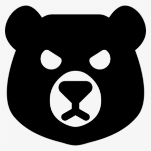 Bear head silhouette clipart png Bear Silhouette PNG, Transparent Bear Silhouette PNG Image Free ... png