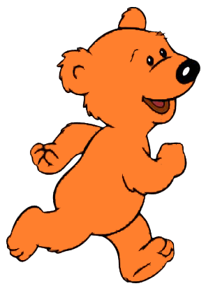 Bear in the big blue house clipart image transparent download Bear Shadow Cliparts - Cliparts Zone image transparent download