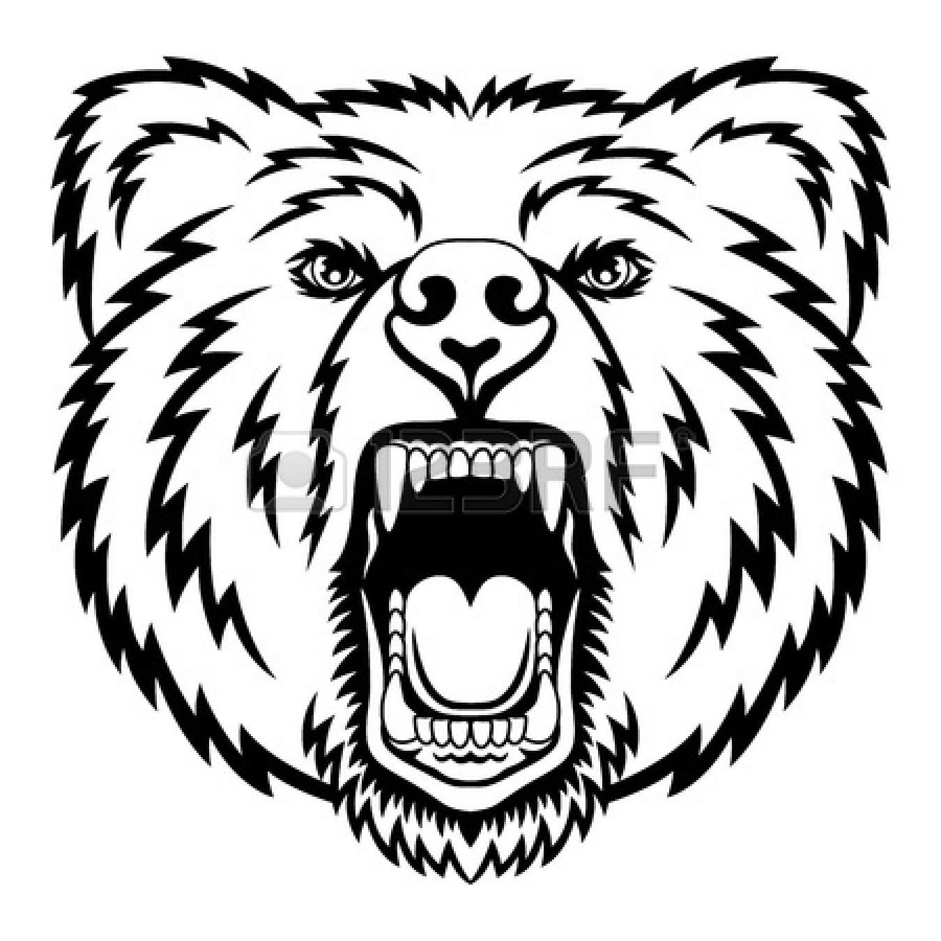 Bear mascot clipart image library stock Bear mascot clipart 8 » Clipart Portal image library stock