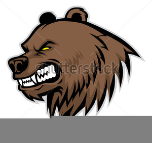 Bear mascot clipart picture free Grizzly Bear Mascot Clipart | Free Images at Clker.com - vector clip ... picture free