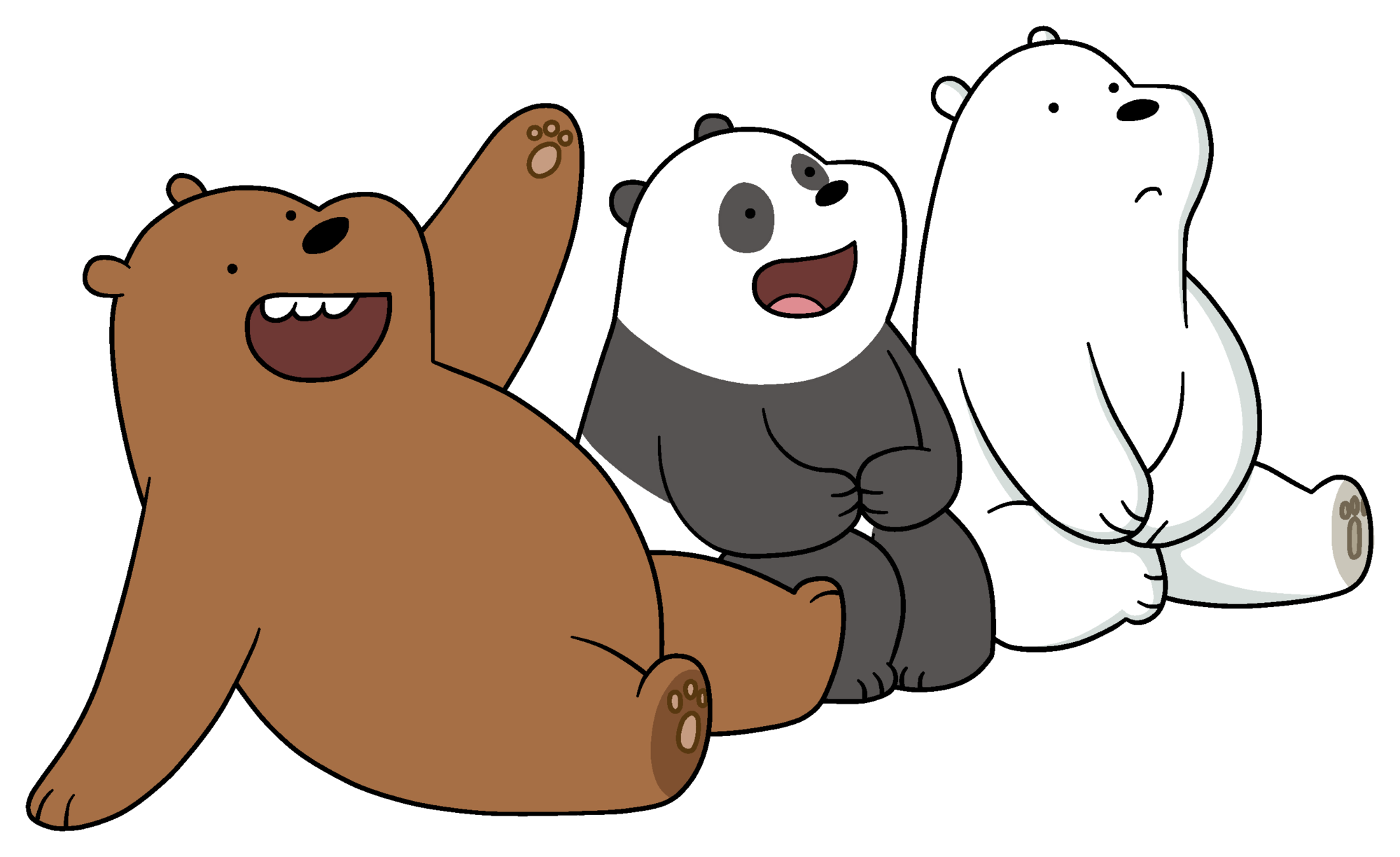 Bear running into truck clipart stock The Bears | We Bare Bears Wiki | FANDOM powered by Wikia stock