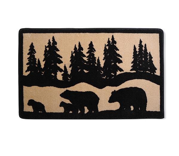 Bear scene clipart svg stock Free Bear Scene Silhouette, Download Free Clip Art, Free Clip Art on ... svg stock