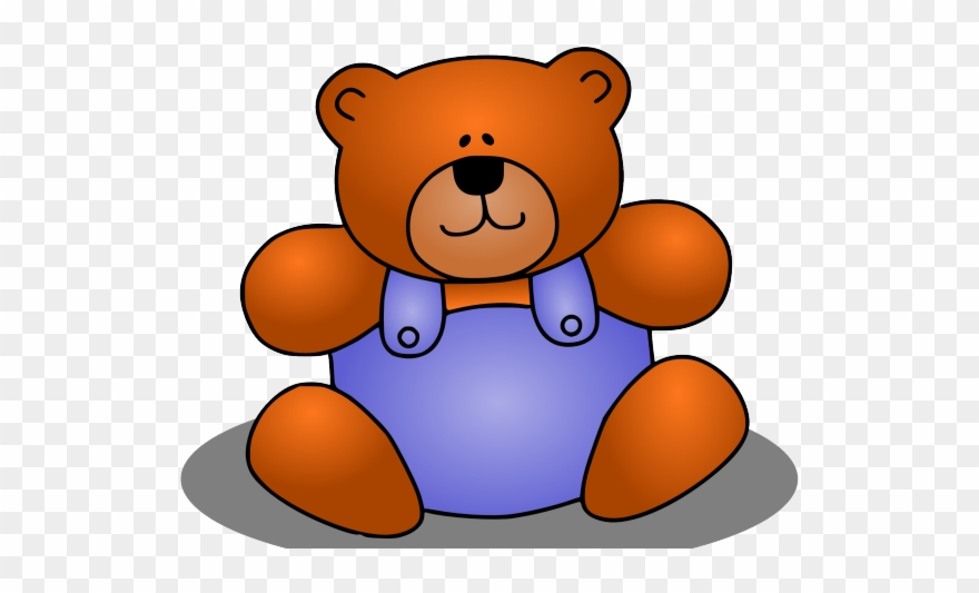 Bear stuffed clipart clipart library download Stuffed Animal Clipart Simple - Stuffed Bear Clip Art - Png Download ... clipart library download