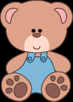 Bear with a boy clipart clipart freeuse library Boy teddy bear clipart | Clipart Panda - Free Clipart Images clipart freeuse library