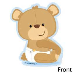 Bear with a boy clipart image transparent library Baby Boy Teddy Bear Clipart - Free Clipart image transparent library